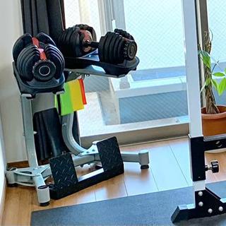 パワーラック トレーニング用品一式 − 東京都