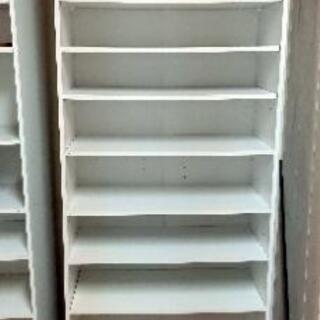 本棚or靴箱 2個セットで♪