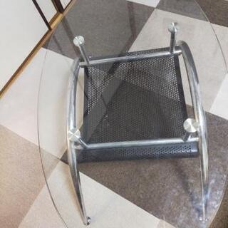 (お取引先決定しました)ガラステーブル 無料 - 大東市