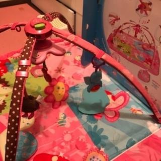 Tiny Love タイニープリンセス ジミニー ムーブ&プレイ