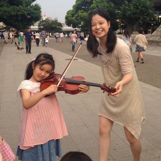 【レッスン】♪ヴァイオリン、ヴィオラ、ソルフェージュ、聴音、楽典♪ − 東京都