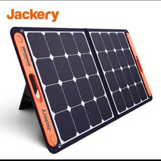 【新品】Jackery SolarSaga 100 ソーラーパネ...