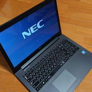 【交渉中】中古/1年半落ち/ノートパソコン/NEC LAVIEの画像