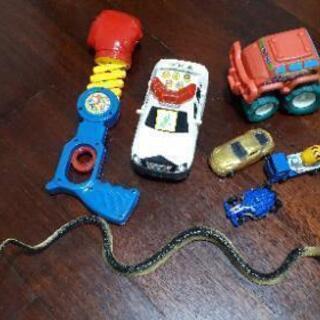 男の子向け★おもちゃ 汚れ有 無料★現状お渡し