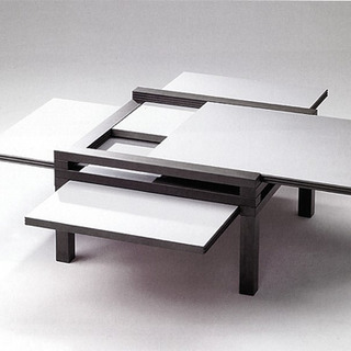 (2/7まで)おしゃれなローテーブル お譲りいたします。