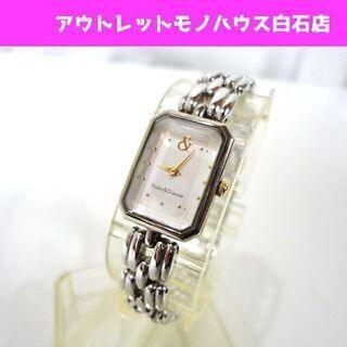 ピンキー&ダイアン レディース腕時計 Y150-5G10  シル...