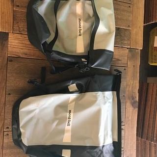 4.montbell ドライサイドバッグ 2個1セット