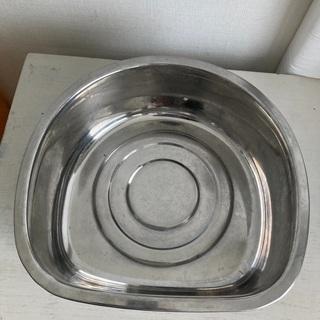洗い桶 ステンレス タライ