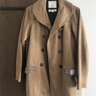 キャメルのコート