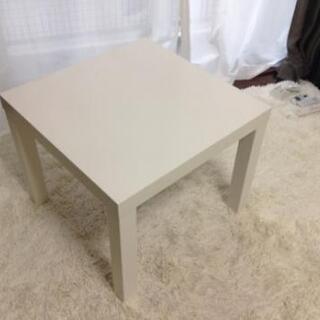 IKEA LACK ローテーブル 白