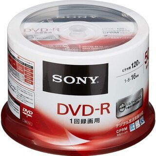 【訳あり】【未使用】 1回録画用 DVD-R 最大16倍速 13...