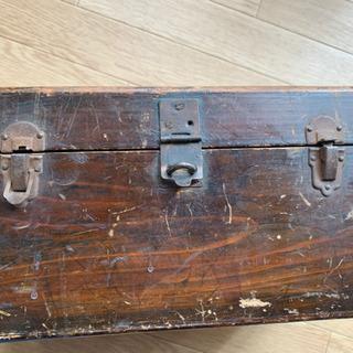 昭和初期の箱