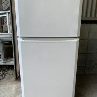 『送料無料』☆ハイアール冷凍冷蔵庫☆JR-N106E☆2012年製