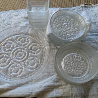 ガラス食器セット