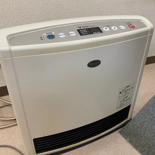 ガス暖房器具