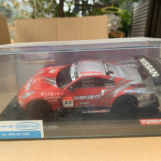 新品!kyosho GT-R 2008