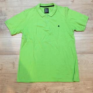 ポロシャツ サイズM