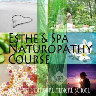 「エステティック自然療法総合コース」