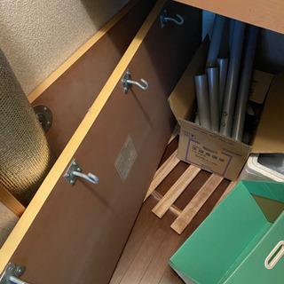 ニトリテーブル 脚セットの画像