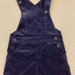 子供服(冬物)・女の子  ジャンパスカート(サイズ(110…