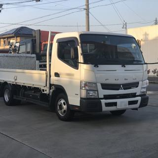 【ネット決済】三菱 キャンター 2tトラック パワーゲート/デュ...