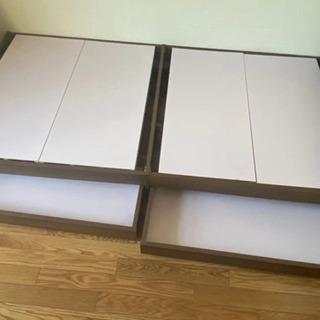 シングルベッドとマットレスゼット 大阪泉佐野市引き取り限定