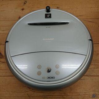 N 301-239 ジャンク SHARPロボット家電(電気掃除機...