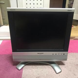 SHARP AQUOS 13インチ テレビ