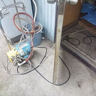 キッチン排水詰まり 高圧洗浄