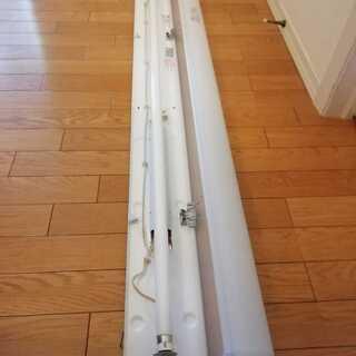 【美品】松下電工の蛍光灯ロングタイプ120cm