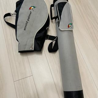 【中古】ゴルフ クラブケース アーノルドパーマー