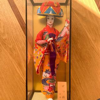 琉球人形 四ツ竹 伝統工芸 限定品