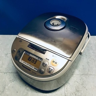 ♦️EJ377B  Panasonic ジャー炊飯器 【200...