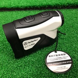 ゴルフ レーザー距離計 ULTーX 800  TEC TEC TEC