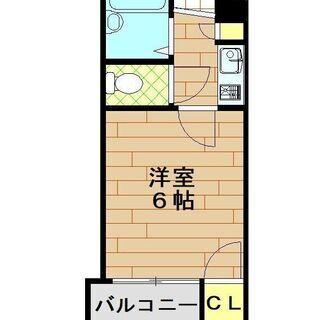 ◎初期費⽤10万円以内で即入居可能◎大通り沿いの最上階◎ネット無料◎