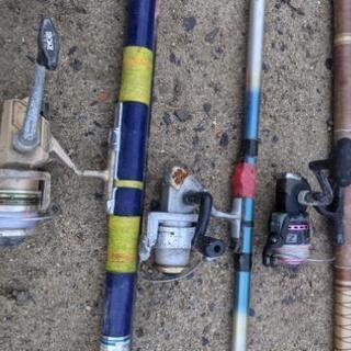 古い釣り道具 - 三豊市