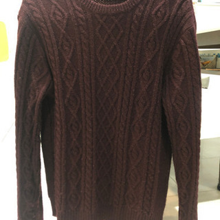 men's Mサイズ セーター