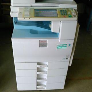 カラーコピー機 完動品です。RICOH-imagio MPC1800