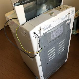 洗濯機(渡し相手決めました) - 売ります・あげます