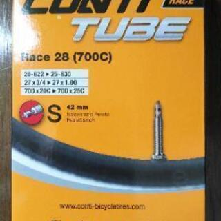 新品 チューブ Race28 700C