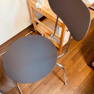 無印 椅子 の画像