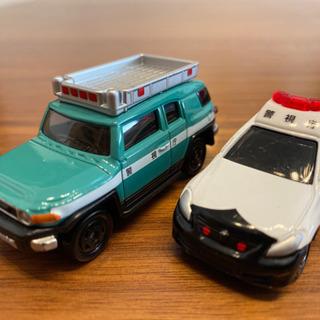 トミカ 警視庁車両