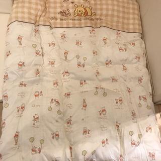 ブーさんの子供用布団