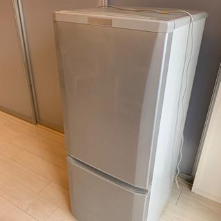 再値下げ!【三菱電機】2017年製冷蔵庫146l 売ります