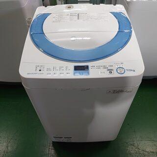 【愛品倶楽部 柏店】7.0kg シャープ 洗濯機 ES-GB70...