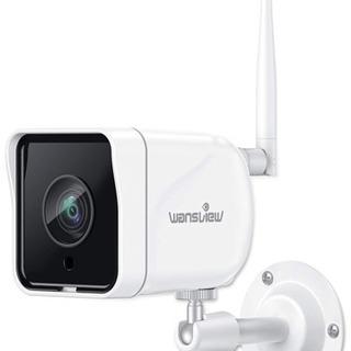 【ネット決済・配送可】防犯カメラ, 屋外監視カメラ,1080P ...
