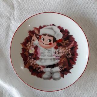 ペコちゃんのクリスマスプレート2007年2枚セット  JT…