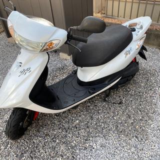 Yamaha Jog  ZR  インジェクション