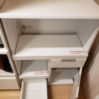 食器棚 キッチンボード ニトリ レンジボード