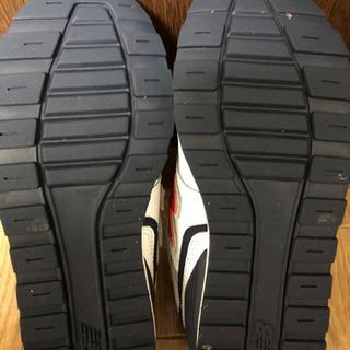 ニューバランス  Kids  996 スニーカー 美品 - 売ります・あげます